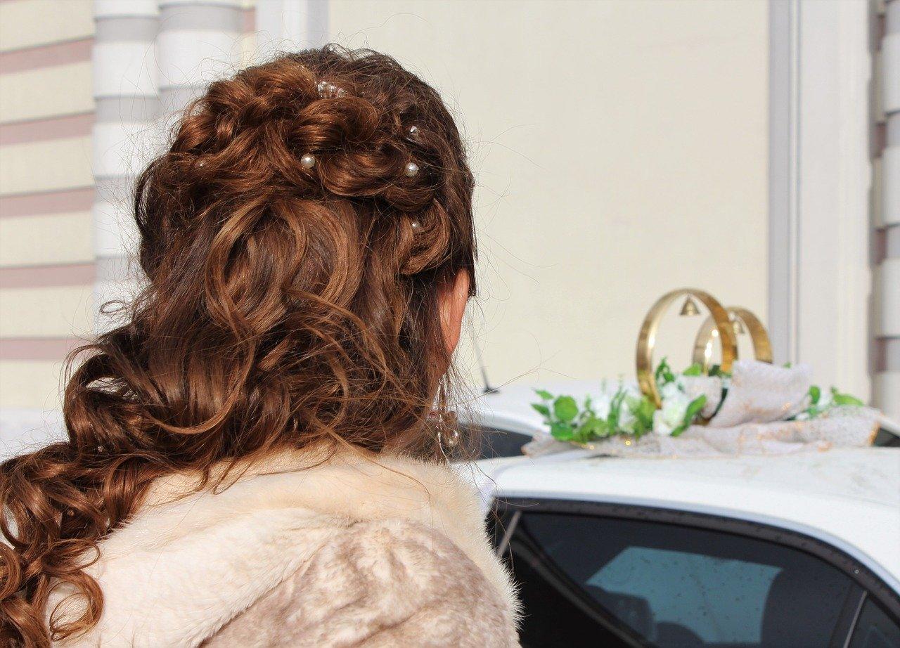 Bridal Hair Info