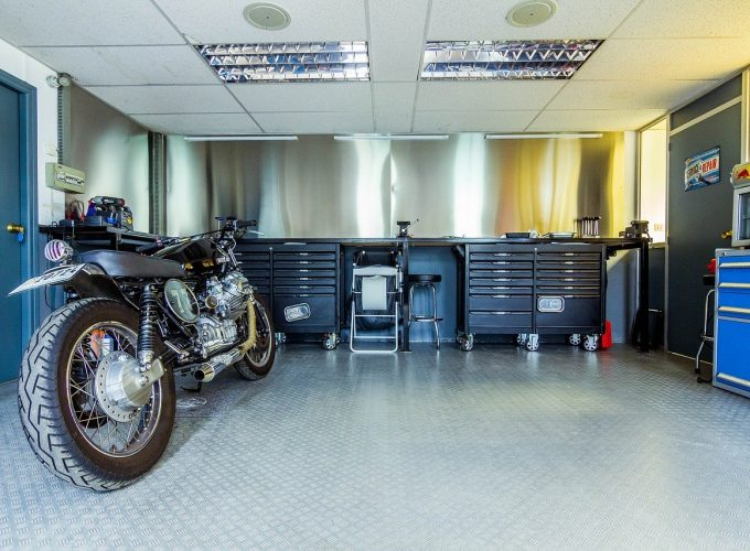 How to organise your garage